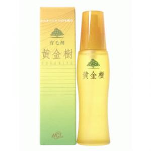 育毛剤 黄金樹(かんきつエキス40%配合)
