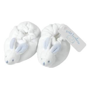 幸せを運ぶウサギ♪ プチボヌール バニー ブーティ(ブルー)