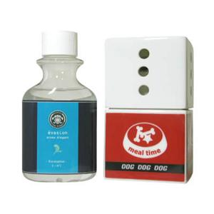 エバジオン芳香器&オイル (ペット赤)ユーカリ