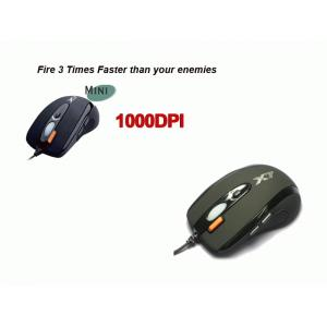A4 TECH Game Mouse X-750MF-JP - 拡大画像