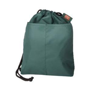 プロト・ワン 消臭ランドリーバッグS(グリーン) - 拡大画像