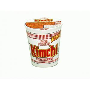 日清食品 カップヌードル キムチ(×20) - 拡大画像