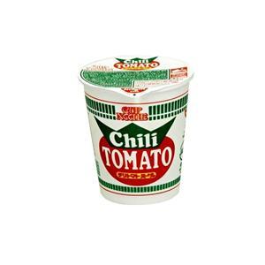 日清食品 チリトマトヌードル(×20) - 拡大画像