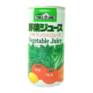 テーブルランド野菜ジュース 190g×60本入り - 拡大画像
