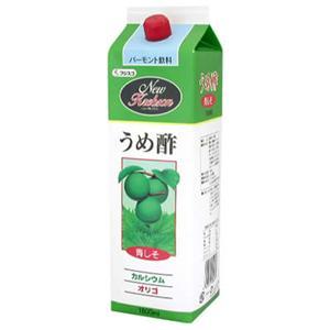 うめ酢バーモント 1800ml 5倍希釈