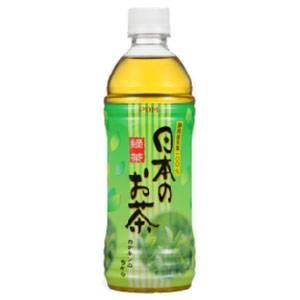 ポン日本のお茶 500ml 48本入り・・・一本あたり75円