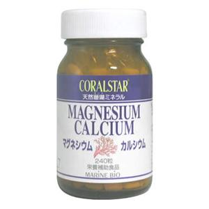 コーラルスター マグネシウム&カルシウム 画像1