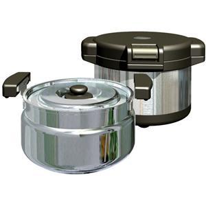 グルメテック抗菌ダブルステン保温調理器3リットル - 拡大画像