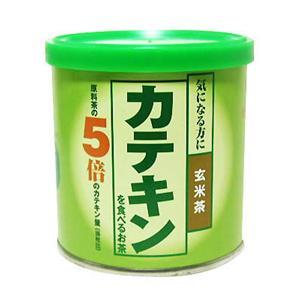 カテキンを食べるお茶(玄米茶) - 拡大画像