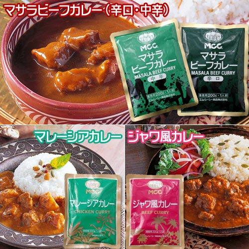 世界のカレー 10食セット
