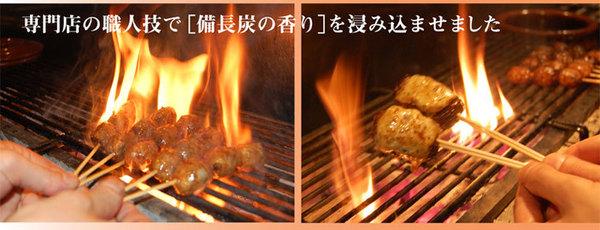 ファミリー焼鳥セット(3~4人前)