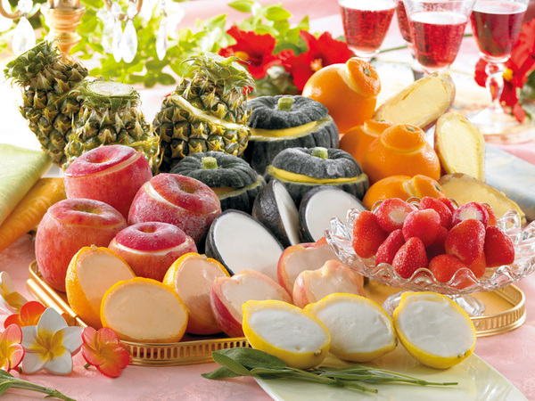 彩り豊かなフルーツシャーベット 9種類 計28個をカートに入れる