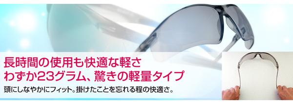 アイケア グラスで花粉・紫外線・危険物から目を保護