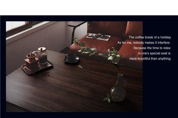 デザインこたつテーブル【WYTHE】ワイス/長方形(120×80)6