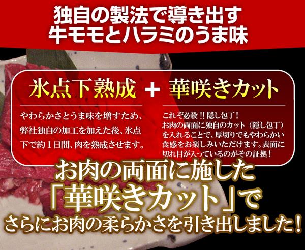 亀山社中 焼肉ボリュームセット 2.13kg