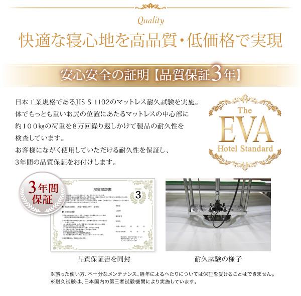 EVAホテルスタンダードマットレス画像15