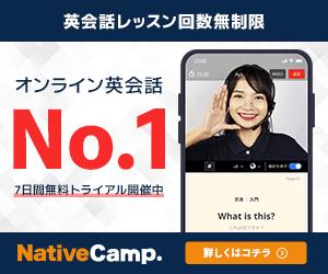 キャンプ 料金 ネイティブ