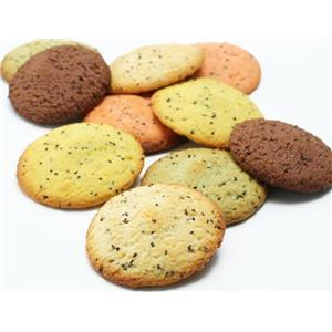 ダンボール入り1Kg 寒天豆乳おからクッキー(チアシード入り) - 拡大画像