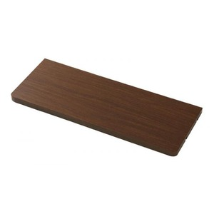 【単品】棚板 ブラウン 下段大型本用棚板