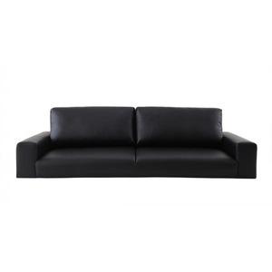 ソファー 3人掛け ブラック フロアソファ【Lex】レックスの詳細を見る