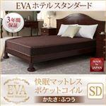 【EVA】ホテルスタンダード・ セミダブル
