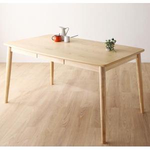 ダイニングテーブル 幅115cm テーブルカラー:ナチュラル 天然木 ダイニング cabrito カプレット