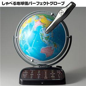 しゃべる地球儀パーフェクトグローブ - 拡大画像