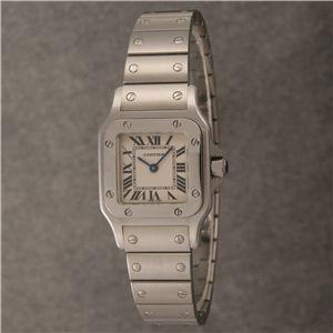 Cartier (カルティエ) レディースウォッチ W20056D6 サントスガルベ SS SM - 拡大画像
