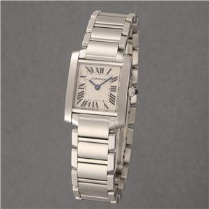 Cartier (カルティエ) レディースウォッチ W51008Q3 フランセーズ SS SM - 拡大画像