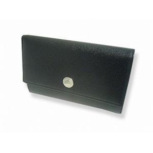 ブルガリ 20406 財布 3つ折り 長財布 BVLGARI  ブラック - 拡大画像