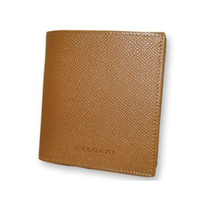 BVLGARI(ブルガリ) 20297 財布 2つ折り 財布 ブラウン - 拡大画像
