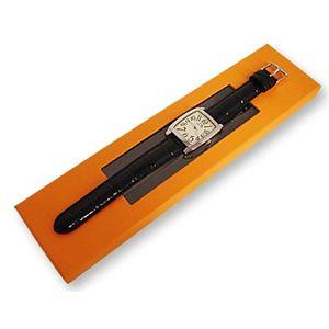 ARC D'OR(アークドール) AD6000393 BK トノー型 腕時計 - 拡大画像