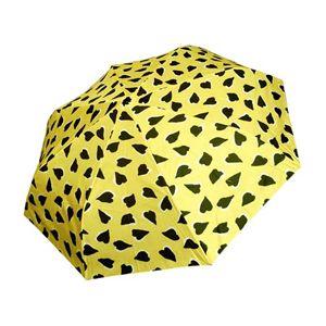 MARCJACOBS(マークジェイコブス) アンブレラ 68907 折りたたみ傘 マスタード - 拡大画像