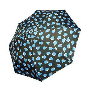 MARCJACOBS(マークジェイコブス) アンブレラ 68903 折りたたみ傘 ブルー - 拡大画像