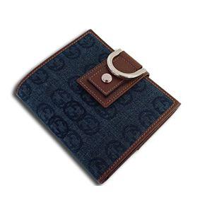 GUCCI (グッチ) 141411 H101G 4081 GG柄 Wホック 2つ折り 財布 - 拡大画像
