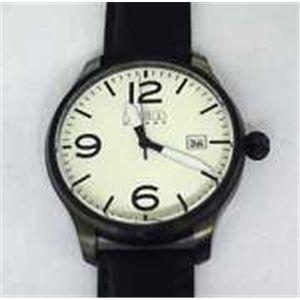 HEB milano(へブ ミラノ) 腕時計 18000ALLS00178 military quartz white - 拡大画像