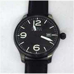 HEB milano(へブ ミラノ) 腕時計 18000ALLS00177 military quartz black - 拡大画像