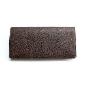 SONNE(ゾンネ)長財布 グレインレザー SOG021/CHO チョコレート - 拡大画像