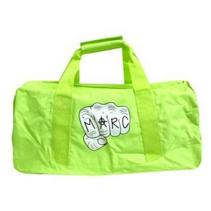 MARC BY MARC JACOBS(マークバイマークジェイコブス) Safety Green 197432 ダッフルバッグ ボストンバッグ - 拡大画像