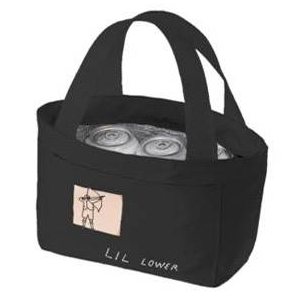 MARC BY MARC JACOBS(マークバイマークジェイコブス) Lil Lower Cooler Bag Black (196206) 2010年新作 クーラーバッグ - 拡大画像