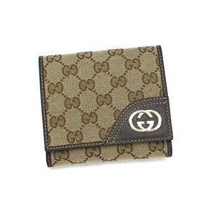Gucci(グッチ) 181594 FFPAG 9643 2つ折り小銭入れ付き財布 - 拡大画像