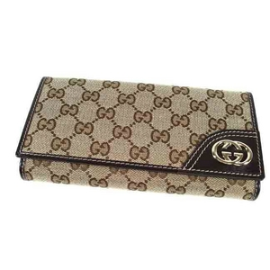 Gucci(グッチ) 181595 FCEKG 9643 3つ折り 長財布 - 拡大画像