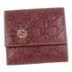 Gucci(グッチ) 190382 D4C1G 6206 Wホック財布 - 縮小画像1