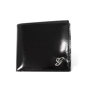 GUCCI(グッチ) 203596-BTAON-1000 2つ折り財布 ブラック - 拡大画像