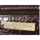 VIA REPUBBLICA(ヴィア リパブリカ) 8980 WILD MORO ショルダー ハンドバッグ ダークブラウン - 縮小画像3