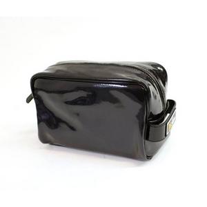 Dolce&Gabbana(ドルチェ&ガッバーナ) BT0679 A3041 8B956 エナメルバッグ(ポーチ) ブラック - 拡大画像