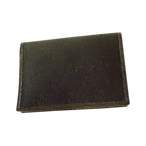 GUCCI(グッチ) 04009R-F40IR-1000GG柄 2つ折りカードケース - 拡大画像