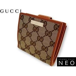 Gucci(グッチ) 2つ折り財布 146568 F40IG 9711 2009新作 - 拡大画像