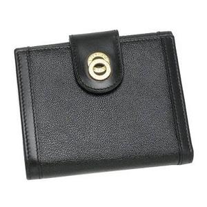 Bvlgari(ブルガリ) 25215ドッピオトンドダブルホック財布ブラック×ゴールド - 拡大画像