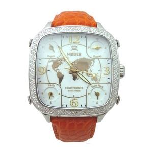 MODEX(モデックス) 5continents L-5GLD-002-OR Top ring スイス製 ダイヤモンド レディース腕時計 - 拡大画像